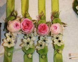 Les Bouquets d'Elise – Fretin - bracelets mariage