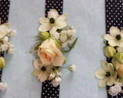 Les Bouquets d'Elise – lesquin - bracelets fleurs mariage