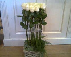 Les Bouquets d'Elise – Fretin - Les Fagots de roses deuils