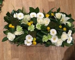 bouquets d'elise -fleurs deuil -avelin